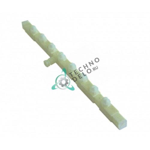 Распылитель-коромысло 2264 L398мм 8 дюз для льдогенератора Intimpex