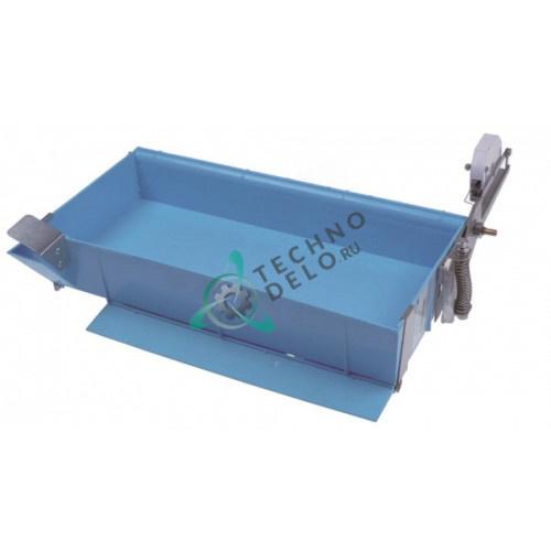 Ванна в комплекте 350x170x60мм 105204 льдогенератора ITV Quasar 60
