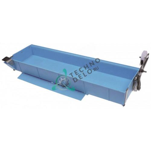 Ванна в комплекте 600x190x70мм 105273 льдогенератора ITV Quasar 130