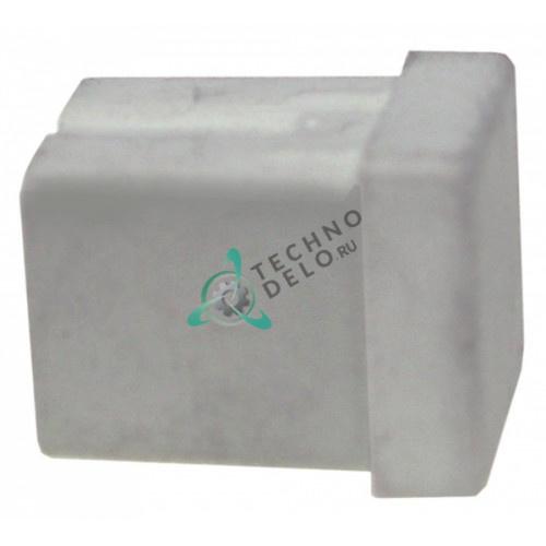 Крышка заглушка торцевая K00527 распылителя льдогенератора Kastel