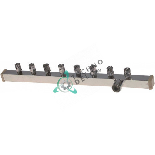 Распылитель-коромысло C20570 L330мм 8 дюз льдогенератора Brema