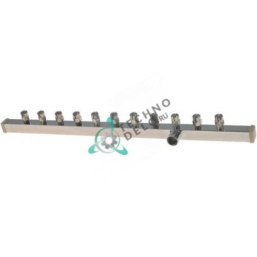 Распылитель-коромысло C20571 L440мм 11 дюз льдогенератора Brema