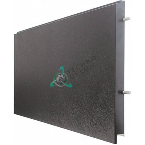 Дверца 675x307x28мм 11084 C10275 0KK244 льдогенератора Brema, Electrolux, MBM