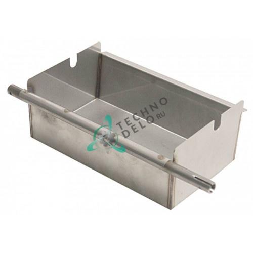 Ванна 200x120x60мм C22285 льдогенератора Brema IF26/IF29, NTF IFC44/IFC55