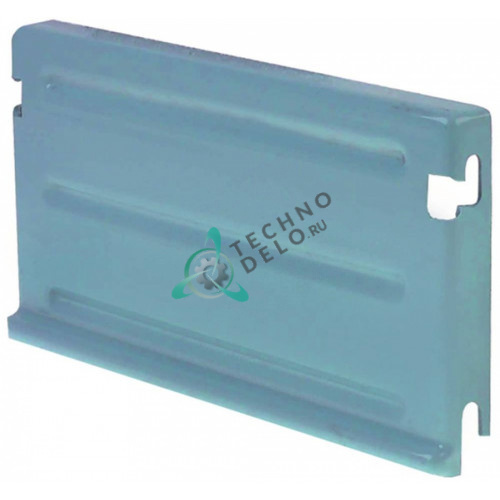Заслонка щиток 25260474 265x130мм льдогенератора Icematic N21S
