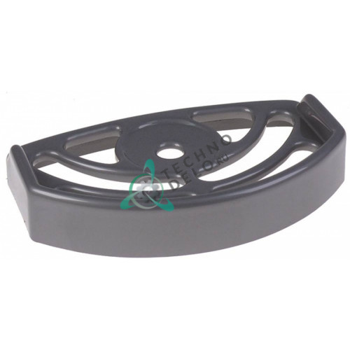 Решётка 6507650 65076500 253x167x45мм емкости сбора капель для профессионального холодильного оборудования Scotsman