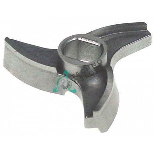 Нож мясорубки Unger H-82 (mod.22) диаметр по окружности 73 мм нержавейка