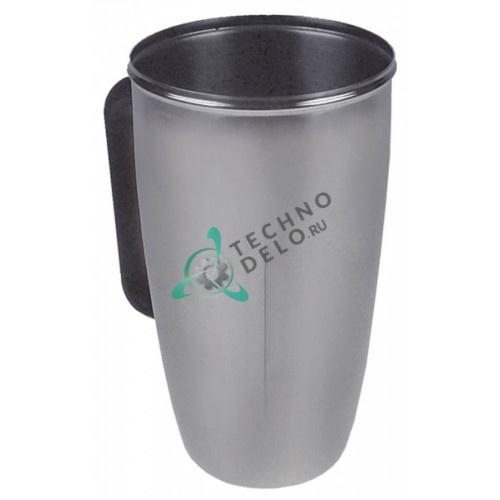 Стакан 2 литра из нержавеющей стали IB2260900A для блендера/миксера Sirman Orione, Barmaster