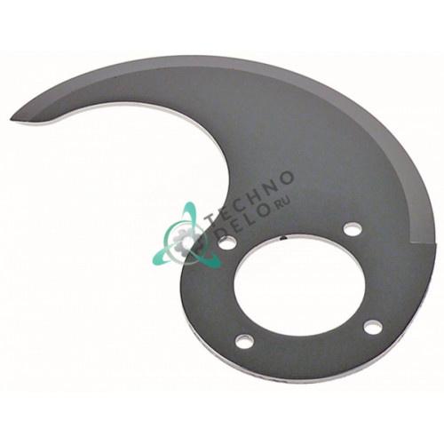 Нож верхний MSC04N064V куттера Sirman C4-C6