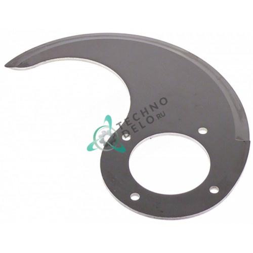 Нож верхний MSC09V064 куттера Sirman C9