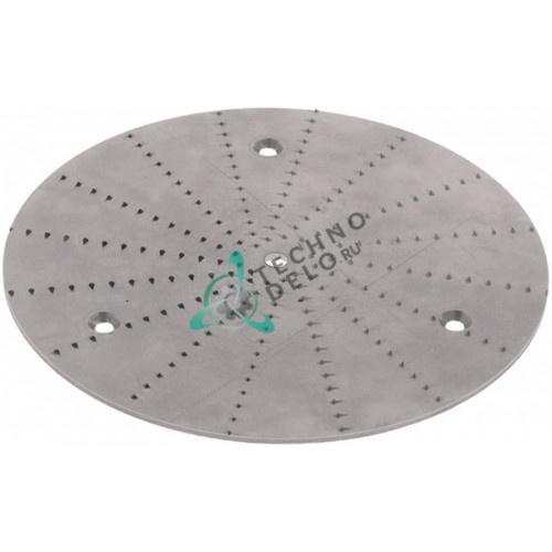 Диск тёрка для соковыжималки Santos 28 / наружный диаметр 165 мм (28202)