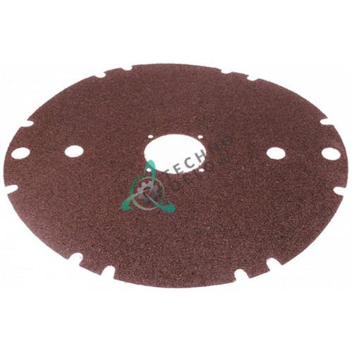 Круг абразивный (поверхность) ø370мм SL3544 картофелечистки Fimar