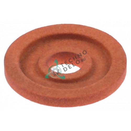 Заточной камень ø50мм/ø14.3мм (мелкий абразив) для ножа слайсера