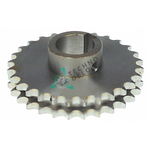 Звездочка цепь 847.697063 spare parts uni