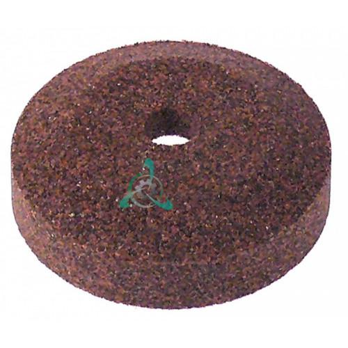 Заточной камень ø48мм/ø8мм (крупный абразив) для ножа слайсера Sirman и др.