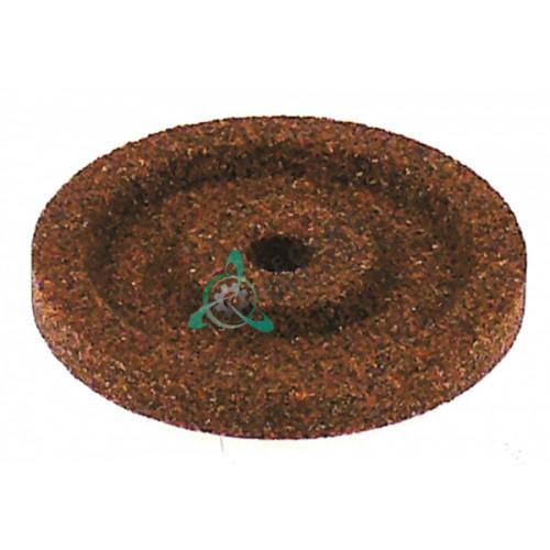 Заточной камень ø45мм/ø6мм (крупный абразив) для ножа слайсера / универсальный