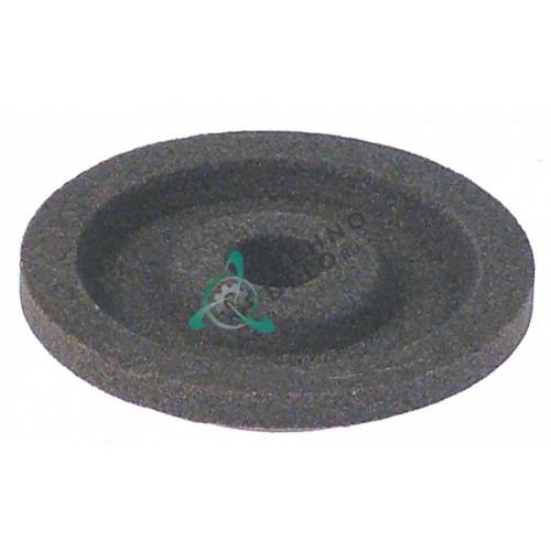 Заточной камень ø50мм/ø10мм (мелкий абразив) для ножа слайсера