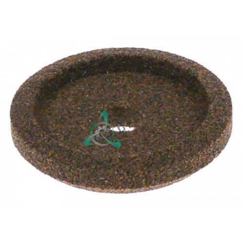 Заточной камень ø42мм/ø8мм (крупный абразив) для ножа слайсера