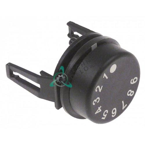 Ручка регулировки оборотов ø28 89059 миксера Robot Coupe MMP