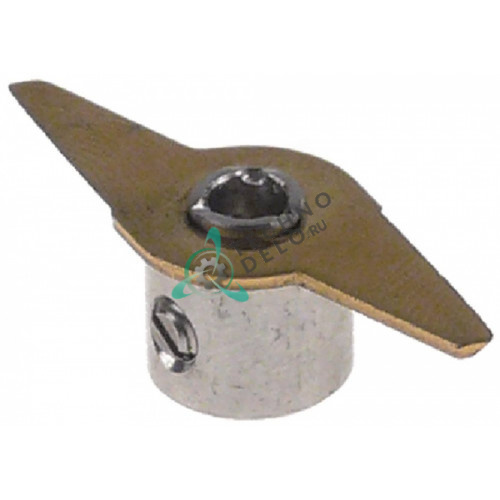 Нож ø39мм/ø4мм H12мм блендера Dynamic, Horeca Select и др. (арт. 9415)