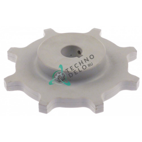 Зубчатое колесо ø20/ø133мм 3000261 для Dihr, Kromo, Olis