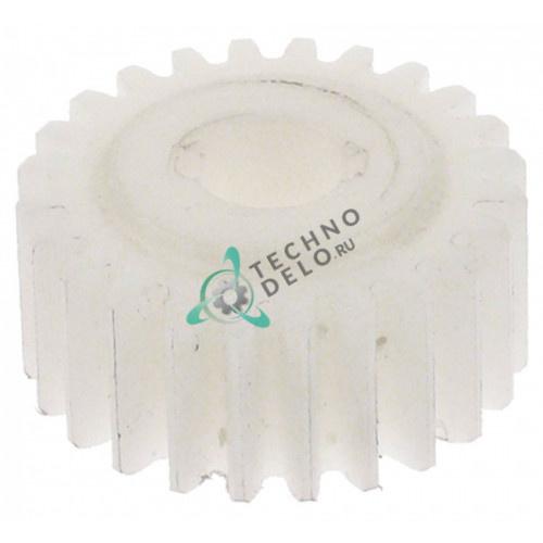 Шестерня редуктора ø 52 мм зубчиков 23 для планетарного миксера Oztiryakiler мод. OM10G