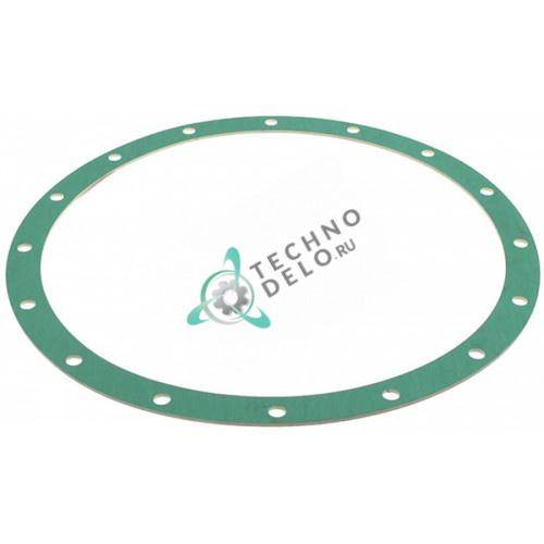 Уплотнитель (прокладка Ø390/ø340мм) RX94013612 для варочного котла Rosinox MBM 35