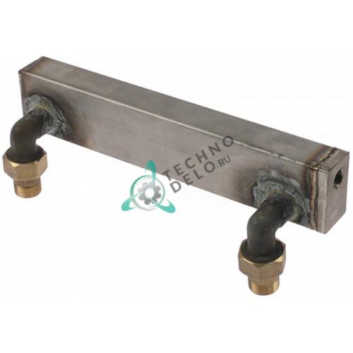Бак металлический ø11,5мм 257x30x50мм RX94045667 / RX94445582 для Rosinox
