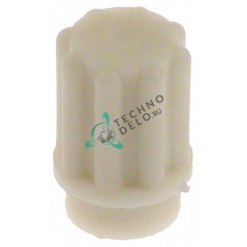 Муфта зубчатая (захватка) 9028 L25мм ø17мм ручного миксера Dynamic
