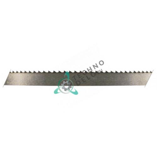Полотно-лезвие для распила мяса, рыбы, костей (1650ммx16мм) 518.699033 /parts original equipment