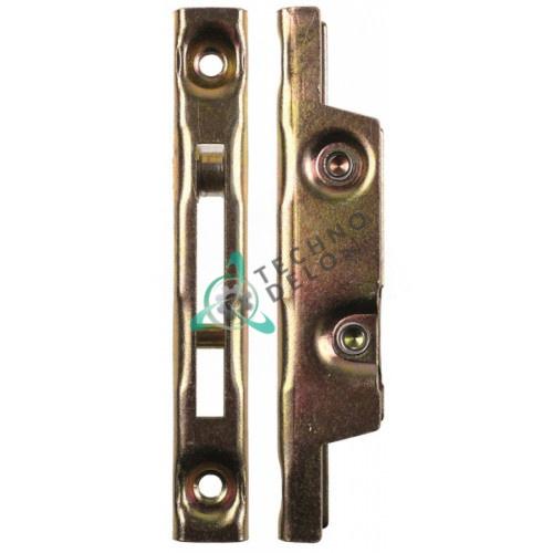 Прижим дверной петли 118/17мм для оборудования Angelo-Po, Baron, Bertos, Cookmax, Dexion, Electrolux и др.