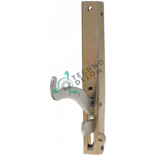 Петля правая 173/105мм для двери оборудования Angelo-Po, Baron, Bartscher, Bertos, Electrolux и др.