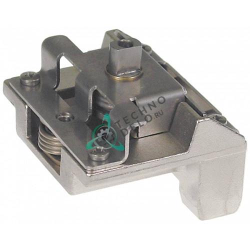 Замок запорный механизм 006977 для пароконвекционной печи Zanussi/Electrolux и др.