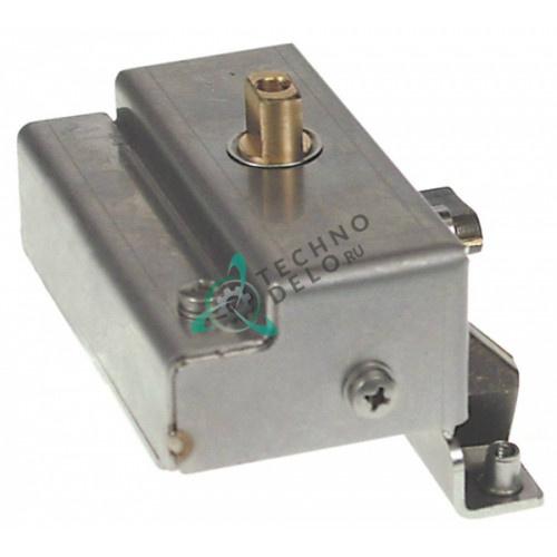 Замок запорный механизм двери 0С1645 для конвекционной печи Zanussi/Electrolux и др.