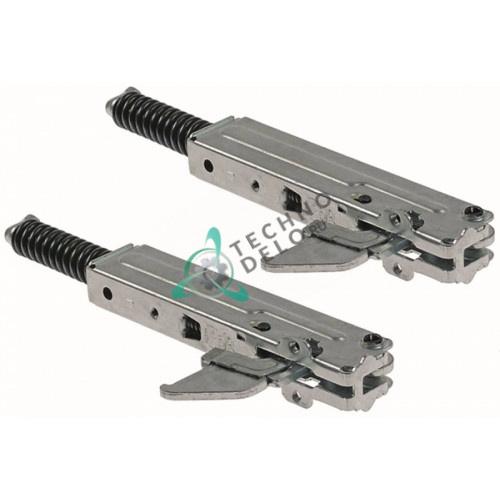 Набор дверных петель CR1050A KCR016 для печи Unox XFT 190-193-195 / XVC 105