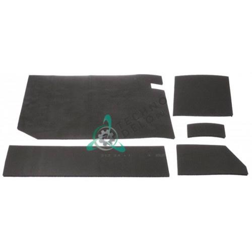 Изоляция пластмассовая для бойлера толщина 6мм 0C1590 0C4109 пароконвектомата Electrolux AOS06/AOS061EAAQ и др.