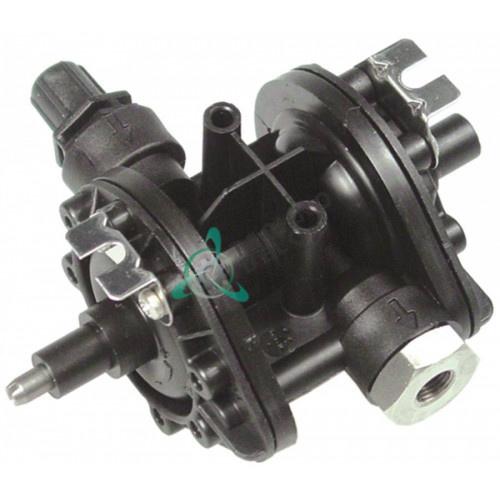 Дозатор-насос мембранный Lang N6 подключение 4x6мм