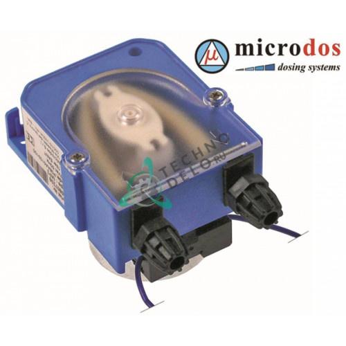 Дозатор-насос Microdos MP3 230VAC 1,5 л/ч моющее средство шланг Santoprene