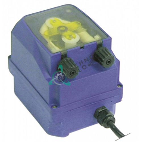 Дозатор насос Seko PR 0,6-4 л/ч моющее средство 230VAC 0S0669 для Electrolux, Krupps, Mach и др.