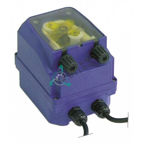 Дозатор насос Seko 1,5 л/ч моющее 230VAC диапазон 1-5/5-220с