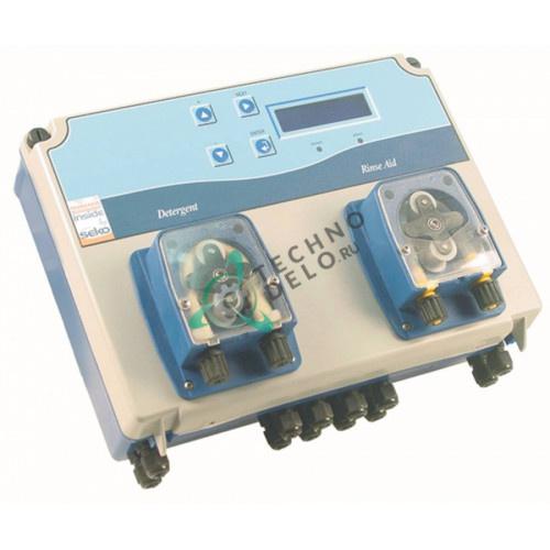 Дозатор насос двойной Seko Twin 40 7л/ч моющее средство/ополаскиватель