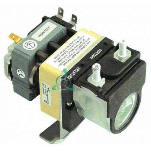 Дозатор-насос ASF Thomas SR25 4л/ч 230VAC моющее средство шланг силикон 4x7мм 0535625 для Meiko и др.