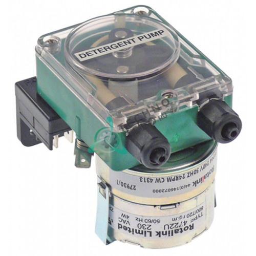 Дозатор AQUA Germac G202 2л/ч 230VAC термопласт моющее средство 20588 для Adler, Electrolux и др.