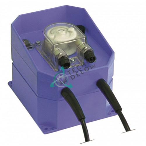 Дозатор-насос Bores Protho PDER3.3 3,3л/ч 230VAC IP55 моющее средство шланг сантопрен