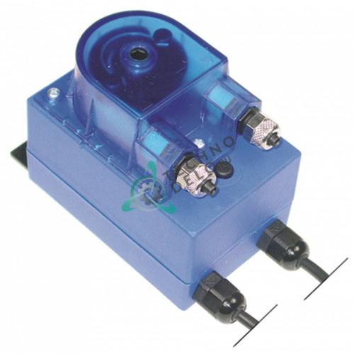 Насос-дозатор Bores Mybo PDERM4.024 4л/ч 24VAC IP65 моющее средство сантопрен 4x6мм
