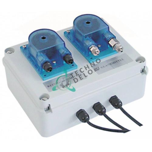 Дозатор-насос Bores PDS-BE8/224 24VAC IP65 двойной (моющее/ополаскивающее)