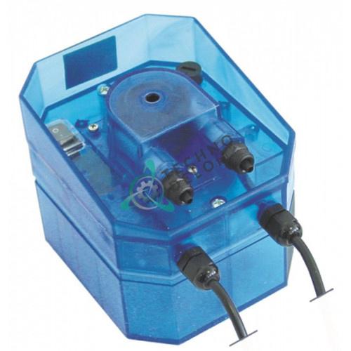 Дозатор-насос Bores Protho PDS4.0 4л/ч 230VAC IP55 моющее средство шланг сантопрен 4x6мм