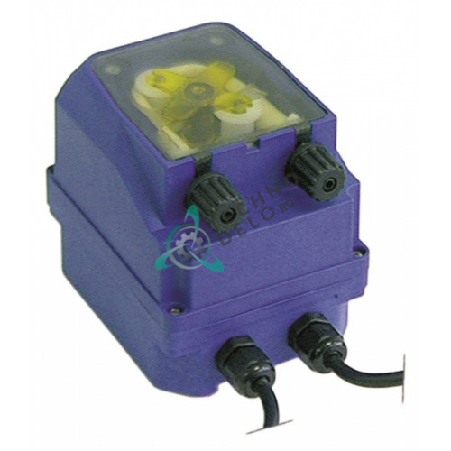 Дозатор насос Seko 3л/ч моющее средство 24VAC диапазон 1-5/5-220с