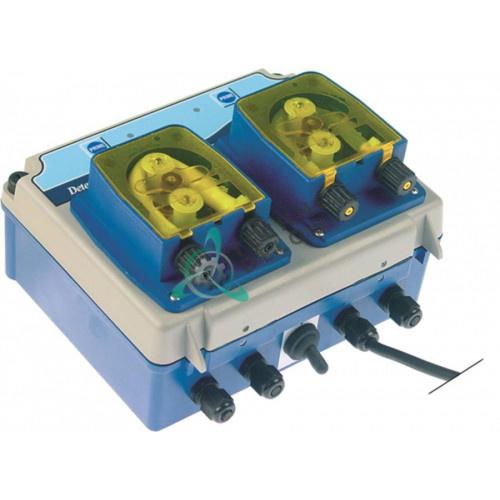 Дозатор насос двойной Seko Twin 20 24/115/230V моющее средство/ополаскиватель