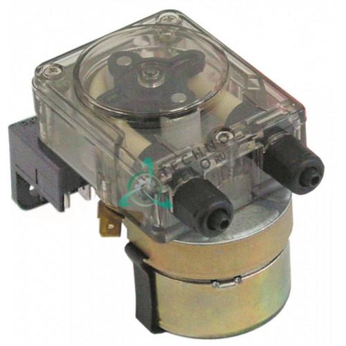Дозатор-насос AQUA Germac G82 0,8 л/ч 230VAC шланг термопласт моющее средство